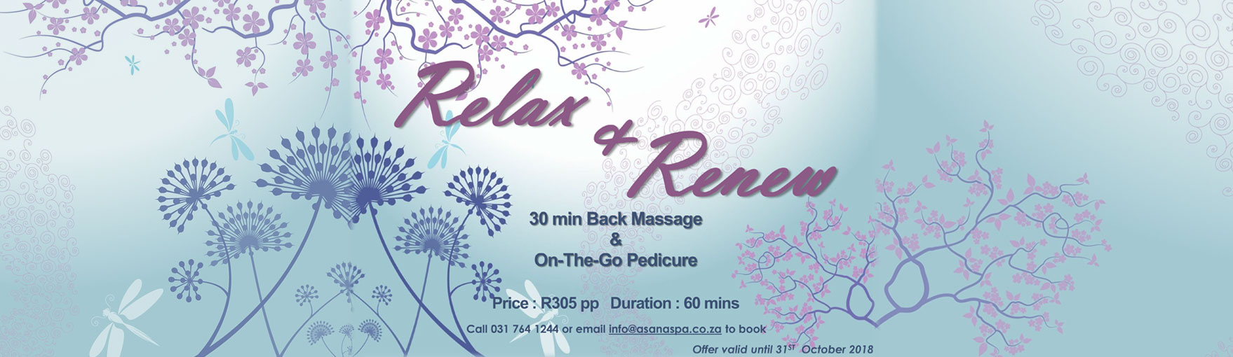 Beauty Spa Specials , Kloof, Natal